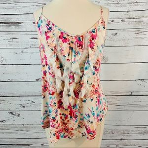 Tops - 💗FLORAL WATER COLOR TOP💗